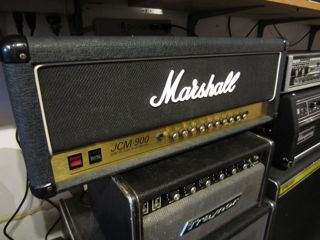 Marshall JCM-900 50 Watt High Gain Master Volume Dual Reverb Head